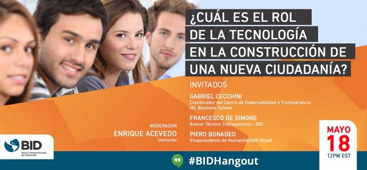 Hangout 18 may